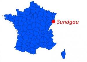 carte localisation Sundgau 2