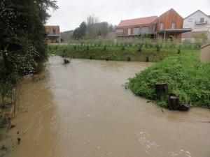 Fonctionnement inondable retrouvé
