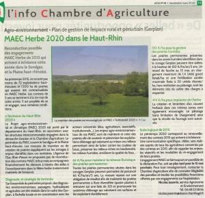 PHR 2020 MAEC
