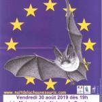 poster nuit chauves-souris Altenach 2019
